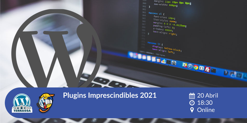 Meetup plugins imprescindibles 2021